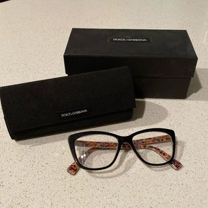 Dolce & Gabbana Optical Frames